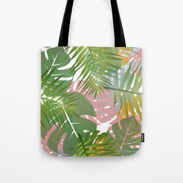 Tropical Morning #society6 #buyart Tote Bag