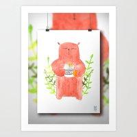 Bengry Art Print