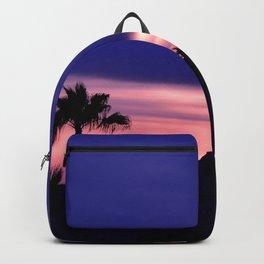 Palm Sunset - III Backpack