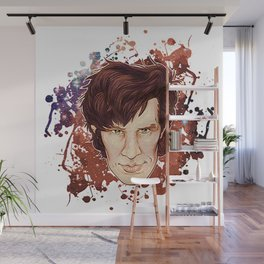 Eleventh Doctor Wall Mural