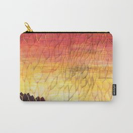 Desert Sunset Pattern Carry-All Pouch
