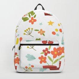 Kids Flower Pots Backpack