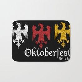 Oktoberfest Est. 1810 Bath Mat