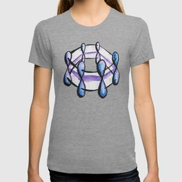 Benzene Molecule Organic Chemistry Pattern T-shirt