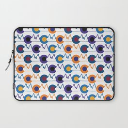 Colorado sports and mountains Laptop Sleeve