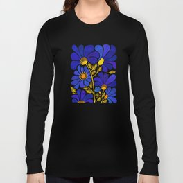 The Happiest Flowers Langarmshirt