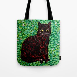 An Cat Dubh Tote Bag