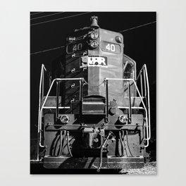 Staunton 40 Canvas Print