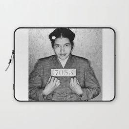Rosa Parks Mugshot Laptop Sleeve