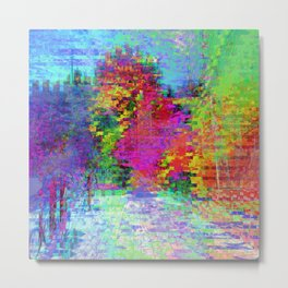 Equations involving a consequence of sequences. 04 Metal Print