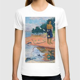 Paul Gauguin - Haere Pape T-shirt