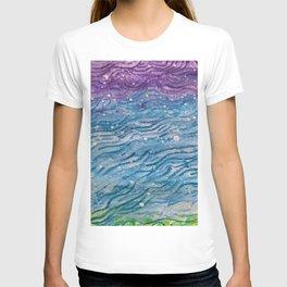 Zen Doodle Patterns in Ink T-shirt