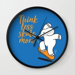 think less Wall Clock