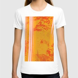 Orange Light T-shirt