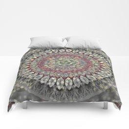 Transition Mandala 1 Comforters