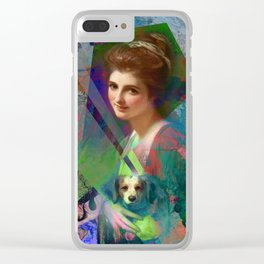 The Companions Clear iPhone Case