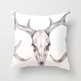 Back to Earth Throw Pillow