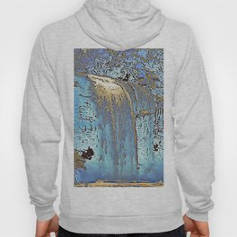 "series waterfall ""Cachoeira Grande"" III Hoody"
