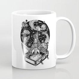 Cosmos Space Travel Coffee Mug