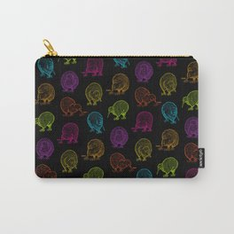 Hungry Kiwis – Disco Palette Carry-All Pouch