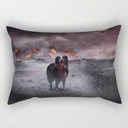 Apocalyptic Rectangular Pillow