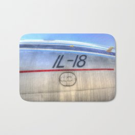 Ilyushin IL-18 Bath Mat