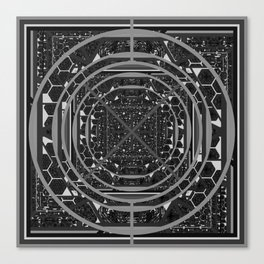BT 1 Canvas Print