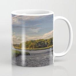 Summer Marsh Sunset Coffee Mug