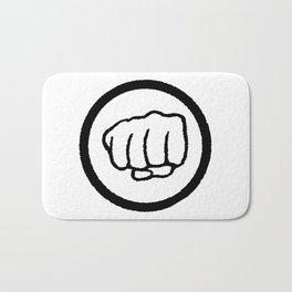Fist Bath Mat