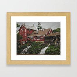 Clifton Mill Framed Art Print