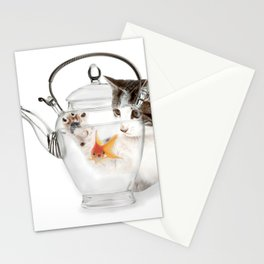 Tom and Jerry Stationery Cards
