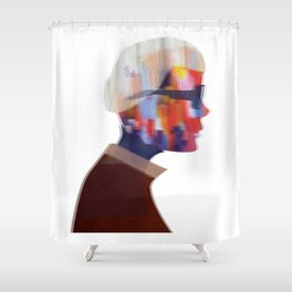 persona Shower Curtain