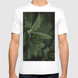 Tropical leaves 02 T-shirt
