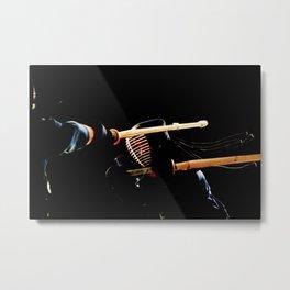 Kendo#1 Metal Print