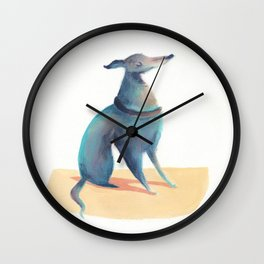 Proud to be a dog Wall Clock