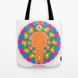 eye.cid glance Tote Bag