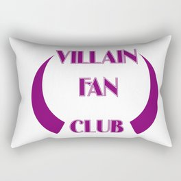 Villain Fan Club Rectangular Pillow
