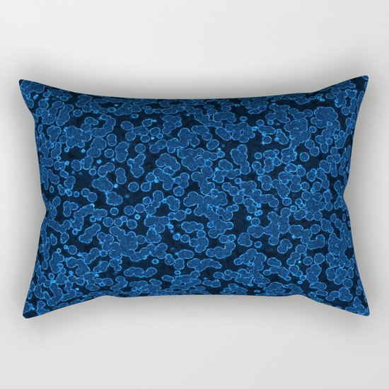 Microcells Rectangular Pillow
