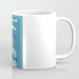 Whale Species Coffee Mug