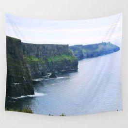 Cliffs Ireland Wall Tapestry