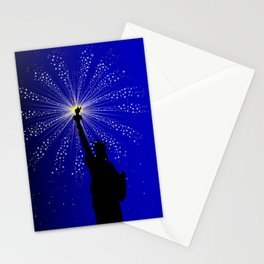 4th July Stationery Cards
