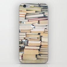 Books, Pages, Stories iPhone Skin