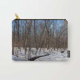 Frozen Freedom -horizontal Carry-All Pouch