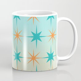 Mid-Century Modern Art Starburst 1.1 Coffee Mug