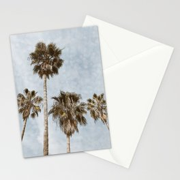 Palm Tunes Stationery Cards