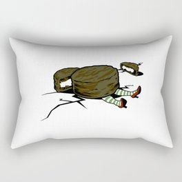 Ding Dong! The Witch is Dead Rectangular Pillow