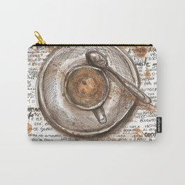 Coffee Longing Carry-All Pouch