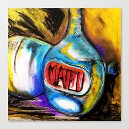 Mateu Canvas Print