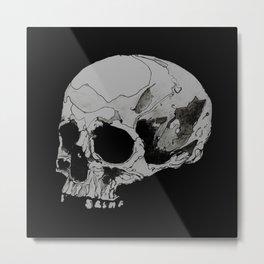 UNDULGE Metal Print