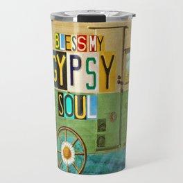 Bless my Gypsy Soul Travel Mug